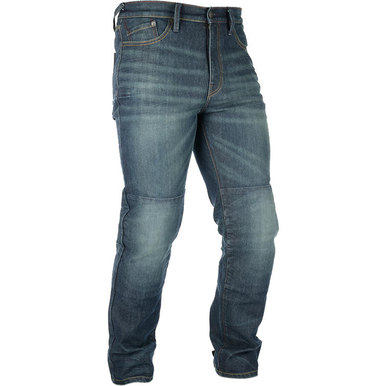 Oxford Original Approved AAA Straight Men's Motorcycle Jeans 3 Year