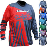 Wulf Ventuno Adult Motocross Jersey