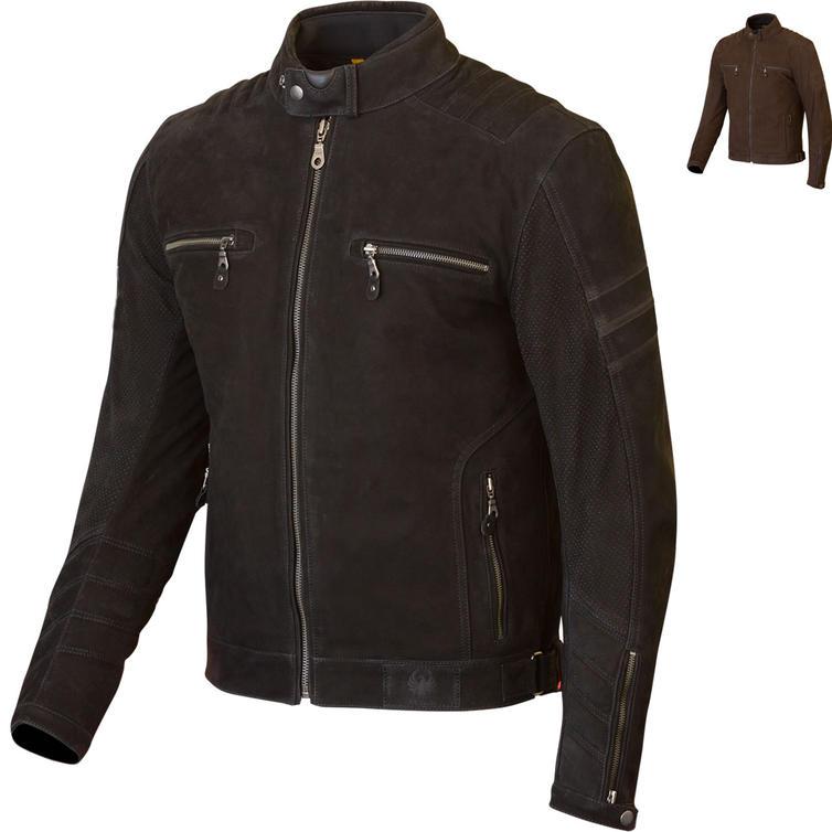 Merlin Miller TFL Heat-Resistant Leather Motorcycle Jacket
