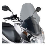 Givi Motorcycle Screen Smoked - Honda PCX 125 10-13 (D322S)