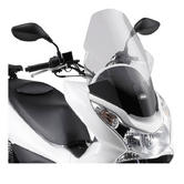 Givi Motorcycle Screen Clear - Honda PCX 125 10-13 (D322ST)