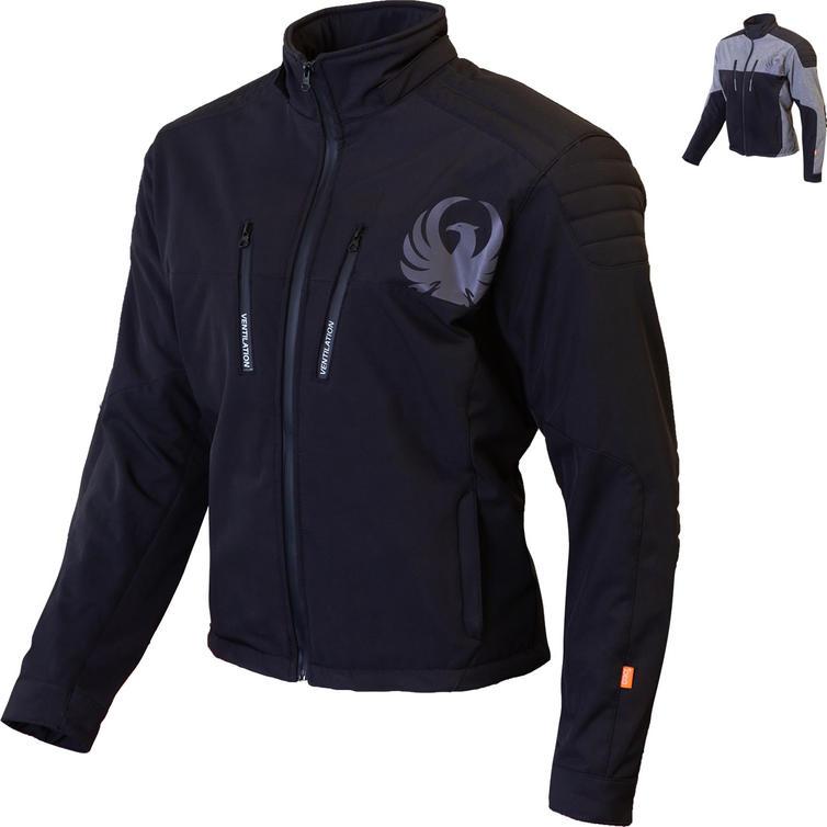 Merlin Reflex Softshell Motorcycle Jacket
