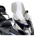 Givi Motorcycle Screen Clear - Honda Silverwing 400 (06 -09)/600/600 ABS (01 -09) (214DT)