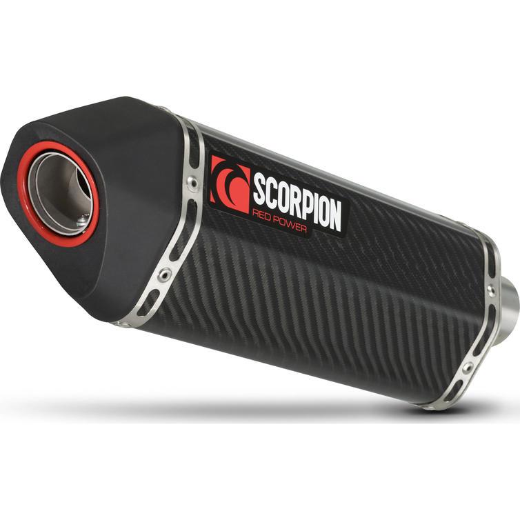 Scorpion Serket Parallel Carbon Fibre Exhaust - Kawasaki Ninja 1000SX 2019 - 2020