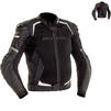 Richa Ballistic Sport Leather Motorcycle Jacket Thumbnail 1