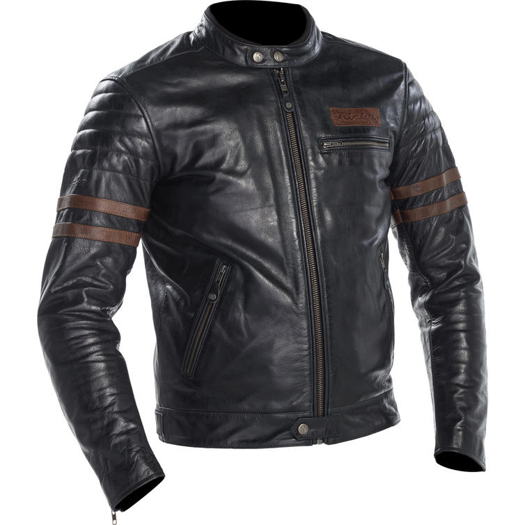 Richa Curtiss Leather Motorcycle Jacket