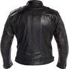Richa Detroit Leather Motorcycle Jacket Thumbnail 6