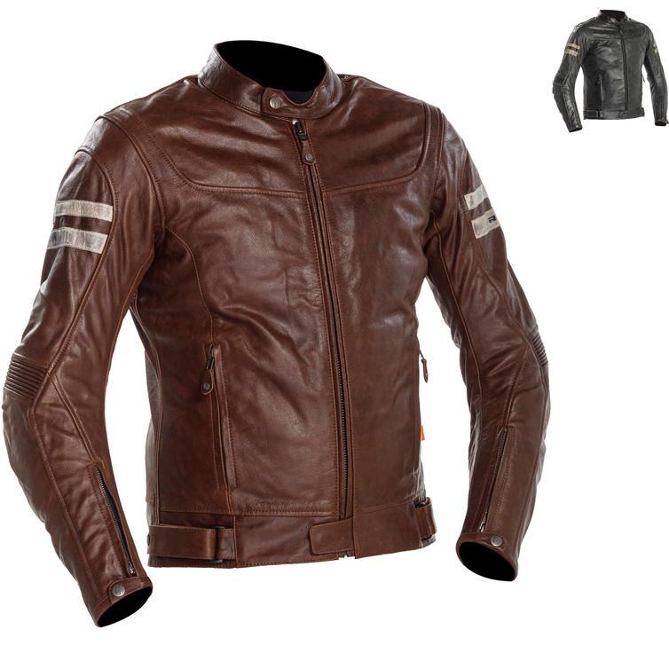 Richa Hawker Leather Motorcycle Jacket