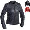 Richa Scarlett Ladies Leather Motorcycle Jacket Thumbnail 1