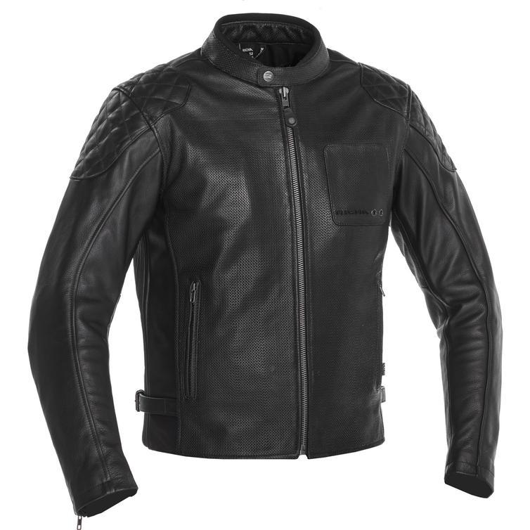 Richa Yorktown Leather Motorcycle Jacket