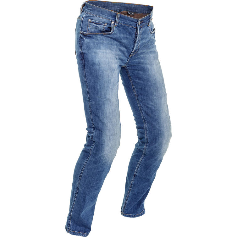 Richa Project Light Blue Motorcycle Jeans