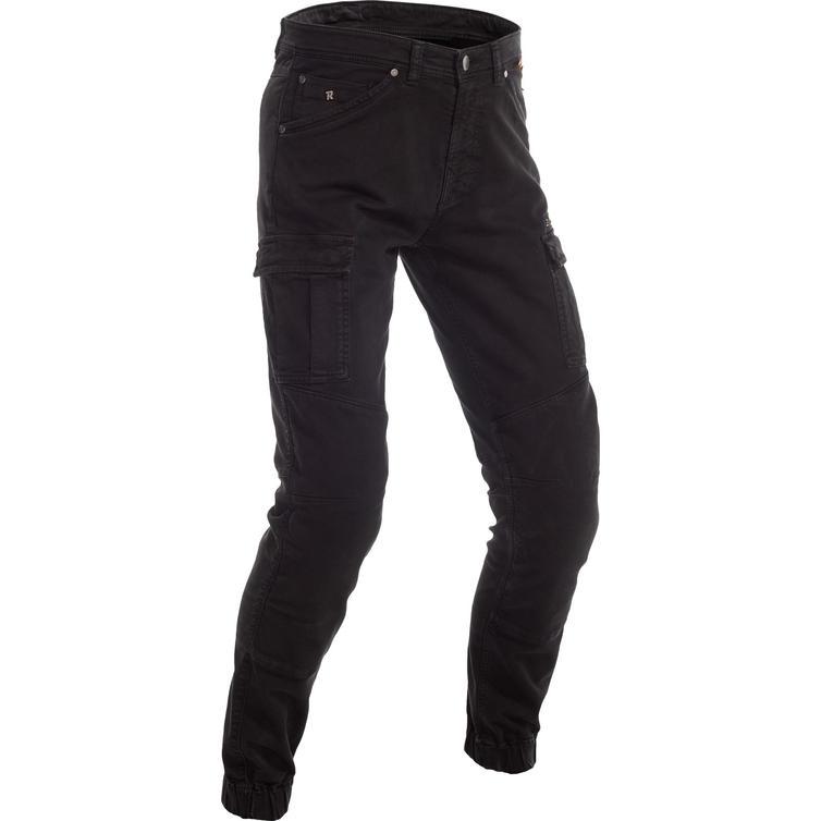 Richa Apache Black Motorcycle Jeans