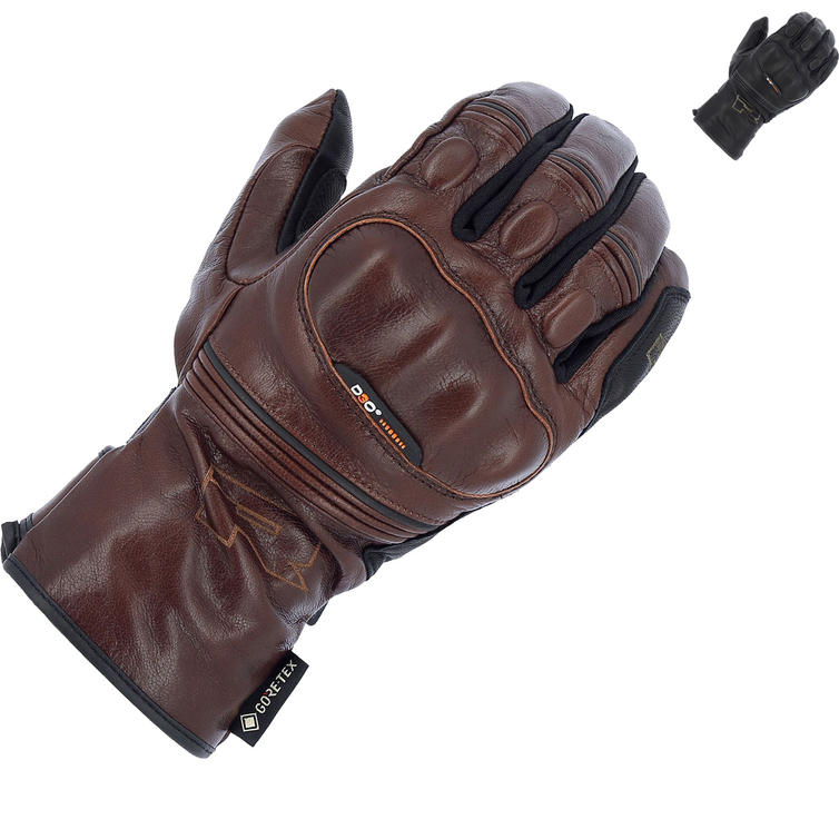 Richa Atlantic Urban Gore-Tex Leather Motorcycle Gloves