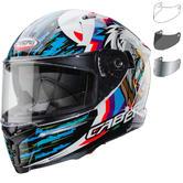 Caberg Avalon Hawk Motorcycle Helmet & Visor