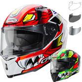 Caberg Avalon Giga Motorcycle Helmet & Visor