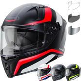 Caberg Avalon Blast Motorcycle Helmet & Visor