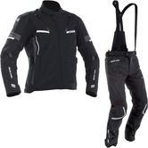 Richa Arc Gore-Tex Motorcycle Jacket & Trousers Black Kit