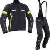 Richa Arc Gore-Tex Motorcycle Jacket & Trousers Black Fluo Kit Thumbnail 1