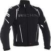 Richa Impact Motorcycle Jacket & Trousers Black Kit Thumbnail 4