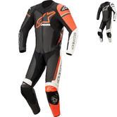 Alpinestars GP Force Phantom One Piece Leather Motorcycle Suit