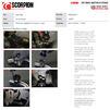 Scorpion Car Exhaust GPF-Back System (Non-Resonated) (Valved) Carbon Fibre Ascari - Audi SQ2 GPF Model 2019 - 2021 Thumbnail 7