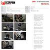 Scorpion Car Exhaust GPF-Back System (Resonated) (Valved) Carbon Fibre Ascari - Audi SQ2 GPF Model 2019 - 2021 Thumbnail 7