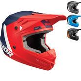 Thor Sector Chev 2022 Youth Motocross Helmet
