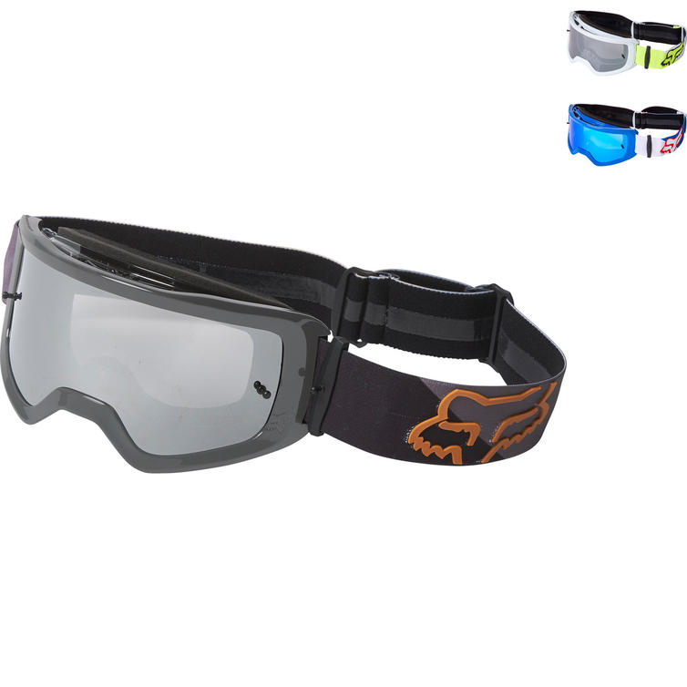 Fox Racing Main Skew Spark Motocross Goggles