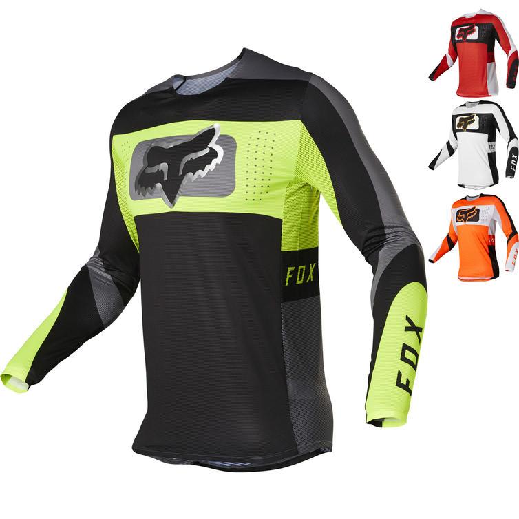 Fox Racing 2022 Flexair Mirer Motocross Jersey