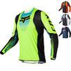 Fox Racing 2022 360 Dier Motocross Jersey Thumbnail 2
