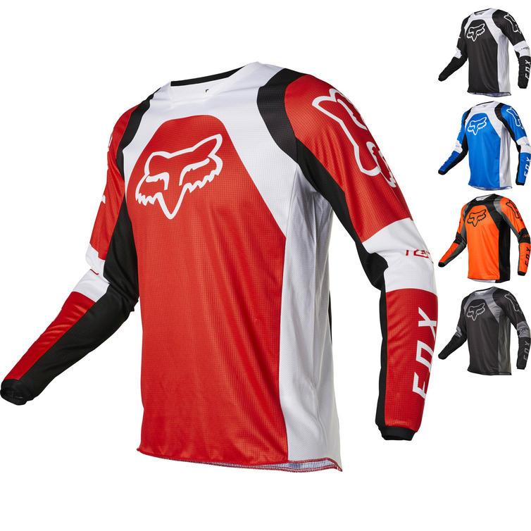 Fox Racing 2022 180 Lux Motocross Jersey