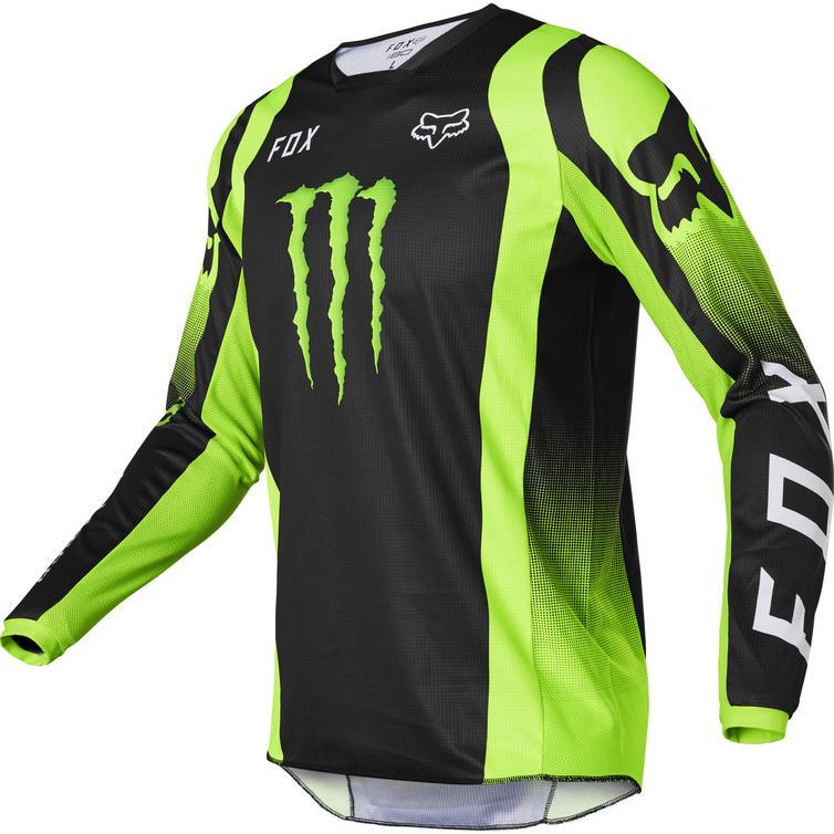 Fox Racing 2022 180 Monster Motocross Jersey