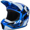 Fox Racing 2022 Youth V1 Lux Motocross Helmet Thumbnail 5