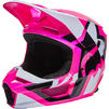 Fox Racing 2022 Youth V1 Lux Motocross Helmet Thumbnail 6