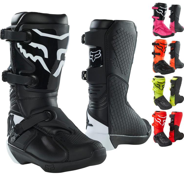 Fox Racing Youth Comp Motocross Boots