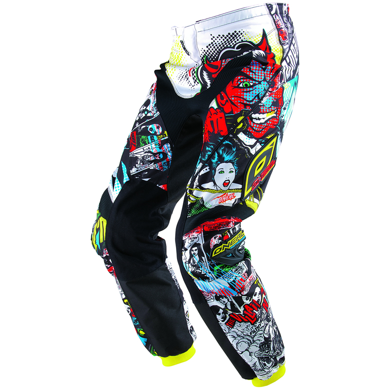 Oneal Element Kids 2013 Villain Motocross Pants Junior