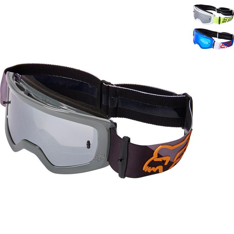 Fox Racing Youth Main Skew Spark Motocross Goggles