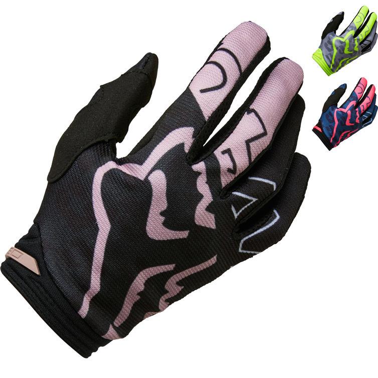 Fox Racing 2022 Ladies 180 Skew Motocross Gloves
