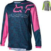 Fox Racing 2022 Youth Girls 180 Skew Motocross Jersey