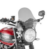 Givi Universal Smoked Motorcycle Screen (A201)