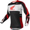 Fox Racing 2022 Flexair Honda Motocross Jersey & Pants Fluo Red Kit Thumbnail 4