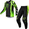 Fox Racing 2022 180 Monster Motocross Jersey & Pants Black Kit Thumbnail 1