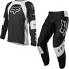 Fox Racing 2022 Youth 180 Lux Motocross Jersey & Pants Black Kit Thumbnail 1