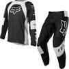 Fox Racing 2022 Youth 180 Lux Motocross Jersey & Pants Black Kit Thumbnail 2