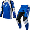 Fox Racing 2022 Youth 180 Lux Motocross Jersey & Pants Blue Kit Thumbnail 1
