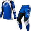 Fox Racing 2022 Youth 180 Lux Motocross Jersey & Pants Blue Kit Thumbnail 2
