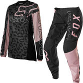 Fox Racing 2022 Ladies 180 Skew Motocross Jersey & Pants Purple Haze Kit