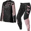 Fox Racing 2022 Ladies 180 Skew Motocross Jersey & Pants Purple Haze Kit Thumbnail 2