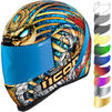 Icon Airform Pharaoh Motorcycle Helmet & Visor Thumbnail 1