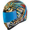 Icon Airform Pharaoh Motorcycle Helmet & Visor Thumbnail 4